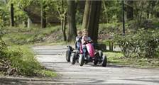Fun Bikes in Center Parcs Le Bois aux Daims
