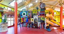 Indoor-Spielwelt BALUBA in Center Parcs Le Bois aux Daims