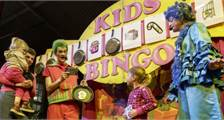 Orrys Kids Bingo in Center Parcs Park Nordseeküste