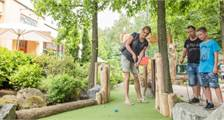 Adventure Golf (draußen) in Center Parcs Bispinger Heide