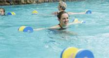 Aqua Workouts in Center Parcs Bispinger Heide