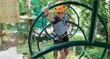 High Adventure Experience (draußen) in Center Parcs De Eemhof
