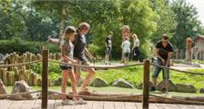 Adventure Golf (draußen) in Center Parcs De Eemhof