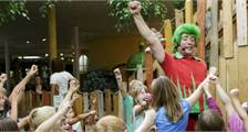 Orry & Freunde: Kids Disco in Center Parcs De Eemhof