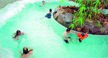 Lazy River in Center Parcs Erperheide