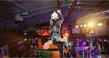 High Adventure Experience (drinnen) in Center Parcs De Huttenheugte