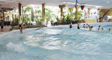 Wellenbad in Center Parcs Limburgse Peel