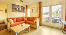 Premium-Apartment (erneuert) PZ991  in Center Parcs Port Zélande