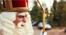 Nikolaus in Center Parcs De Vossemeren